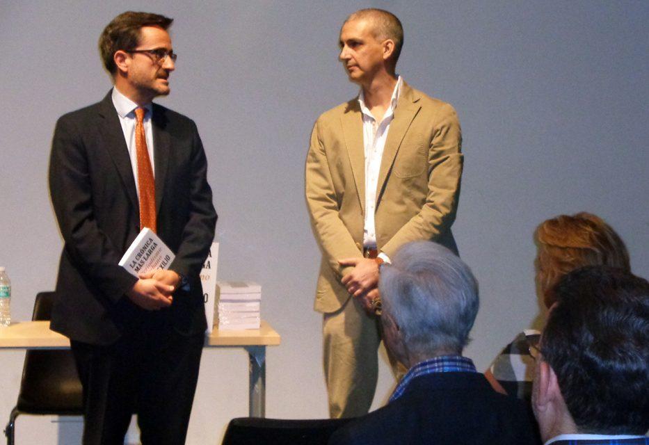 Fabio Murrieta y Cándido Creis, Cónsul español en Miami