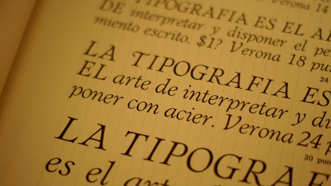 Muestrario de Tipografía, La Habana