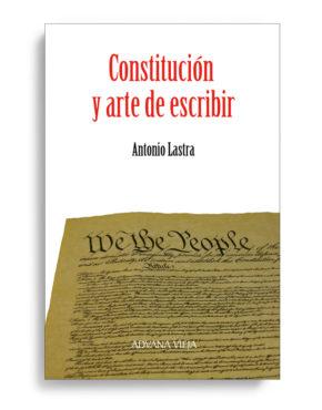 Constitución y arte de escribir