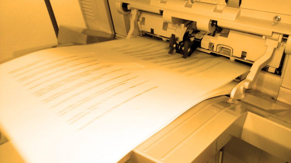 Impresión bajo demanda vs. libro electrónico