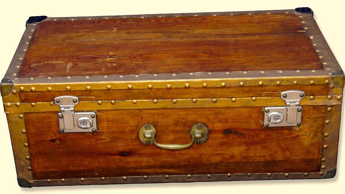 Fabio Murrieta: Wikipedia y la maleta en el hotel
