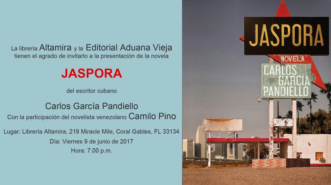 Presentación de Jaspora